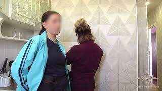 МВД. Задержание Луизы Хайруллиной.