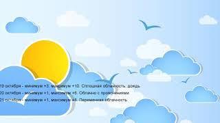 Погода в Мелеузе 19, 20, 21 октября 2019. На завтра, день, неделю