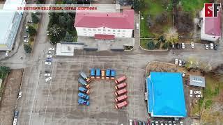 15 новых мусоровозов приехали в Дюртюли для работы во 2 зоне Регоператора