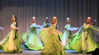 танец 2 ... - Казанский государственный ансамбль танца
