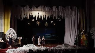 Епархиальная Рождественская елка - 2020. г.Ишимбай