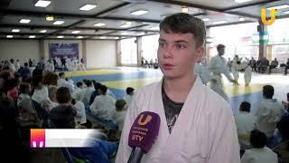 Новости UTV. Открытый Республиканский турнир по борьбе дзюдо