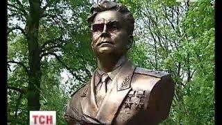У Києві відкрили алею воїнської слави