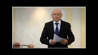 Отставка главы Башкирии Хамитова была ожидаемой, заявил политолог