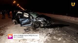Новости UTV. В Салавате в результате аварии погиб 22-летний парень