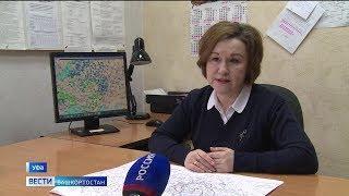 Синоптики: снегопад в Башкирии будет идти всю неделю