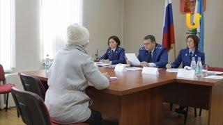Заместитель прокурора РБ провёл приём граждан