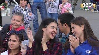 В Белорецке отметили День молодежи