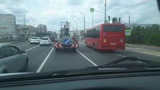 Уфа - Набережной Челны - Казань - Чебоксары выгрузка а потом домой