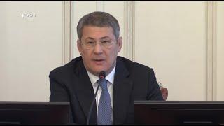 Ремонт дворов, соцконтракты и борьба с коронавирусом: итоги совещания в Правительстве Башкирии