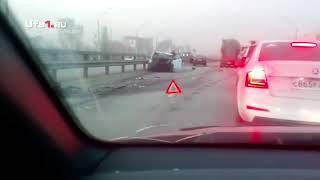 Авария на проспекте Салавата Юлаева