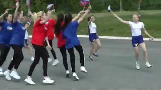(ЮЗ-2019) Танцевальный флешмоб «Мы – будущее России»