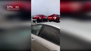 Авария на трассе Уфа-Шакша