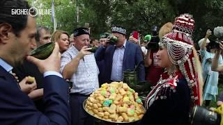 В московском «Коломенском» отметили Сабантуй