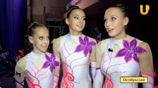 Всероссийский турнир по спортивной акробатике
