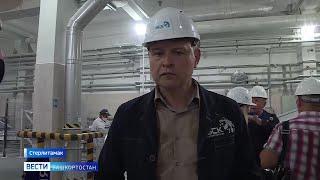 В Башкирии представители БСК ответили на вопросы журналистов: эксклюзив «Вестей»