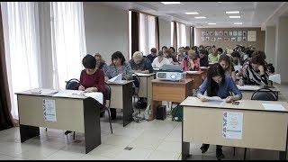 """Новости UTV. Жители Салавата написали """"Большой этнографический диктант"""""""