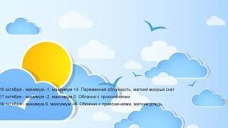 Погода в Белорецке 16, 17, 18 октября 2019. На завтра, день, неделю