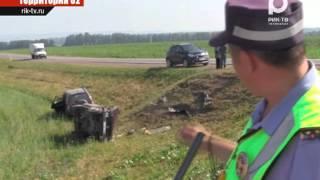 10 июля на трассе Уфа Янаул Сузуки при обгоне столкнулась с Нивой
