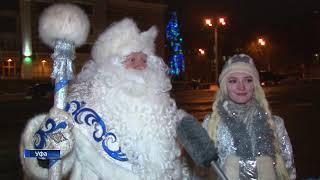 Уфимцы смогут отметить Новый год под бой курантов на Советской площади