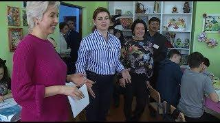 Каринэ Хабирова посетила Петровский детский дом в Ишимбае