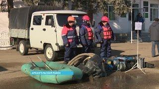 В Башкортостане продолжается подготовка к паводку