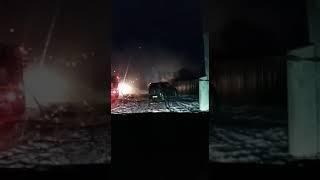 Пожар в Ишимбайском районе