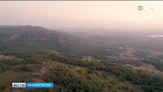В Башкирии вновь действует штормовое предупреждение