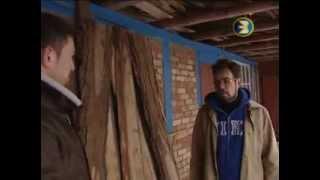 Строительство башкирской юрты, передача Орнамент на БСТ. Bashkort yurt   Искандер Урманцев
