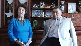 Номинация «Золотая семья»: семья Бухарбаевых, Хайбуллинский район