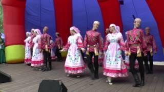 Сабантуй в Екатеринбурге 2017 4 часть  Концертная программа