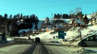 Автопутешествие Киги - Сулея. Из Башкирии в Челябинскую область на Зюраткуль