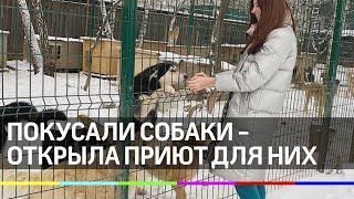 Собаки напали на российскую теннисистку