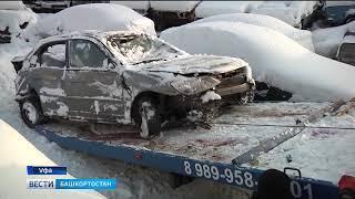 Радий Хабиров призвал жителей республики сообщать о брошенных автомобилях