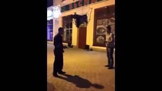 Пьяные нападают на патруль полиции в Благовещенске