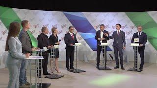 Выборы-2019: Антидебаты кандидатов на должность Главы Башкортостана