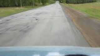 Ужасные дороги Учалинского района республики Башкортостан