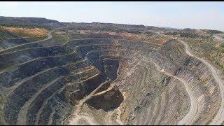 Медные руды Урала. Учалинский рудный район