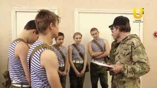 Агидель принял воспитанников военно-патриотических клубов из 22 городов и районов Башкортостана