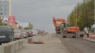 UTV. В ближайшие три года в Уфе появится шестиполосная улица с велодорожками