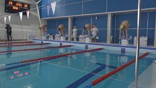UTV. В Уфе открылся новый бассейн. В нем уже искупался министр спорта Башкирии