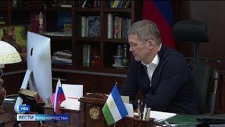 В Башкирии обсудили развитие речного пароходства и ремонт уфимских улиц