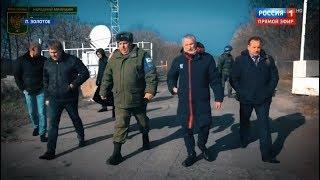 """ИСТЕPИЯ на Уkраине! """"Ревизор из Госдумы"""" инспектировал 3олoтoе // Политика сегодня"""