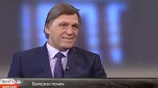 Владимир Медведев об открытии отделения диализа в НИИ-ККБ№1