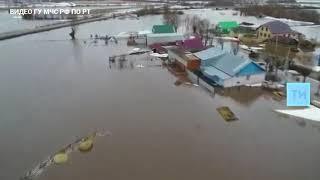 В Татарстане остаются подтопленными несколько населенных пунктов