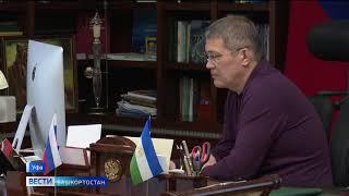 Радий Хабиров: В Башкирии удается избегать очагов коронавируса на предприятиях