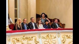 Радий Хабиров посетил оперу «Князь Игорь»
