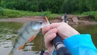 Рыбалка на реке Белая.Уфа