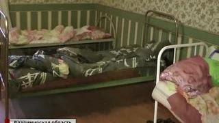 В нелегальном доме престарелых стариков морили голодом