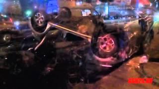 В микрорайоне Благовещенска произошла страшная авария